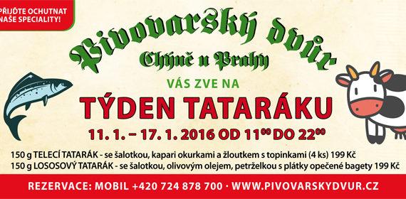 Akce tatarák